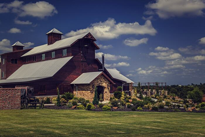 Southwind Hills wedding venue in Golsby Oklahoma