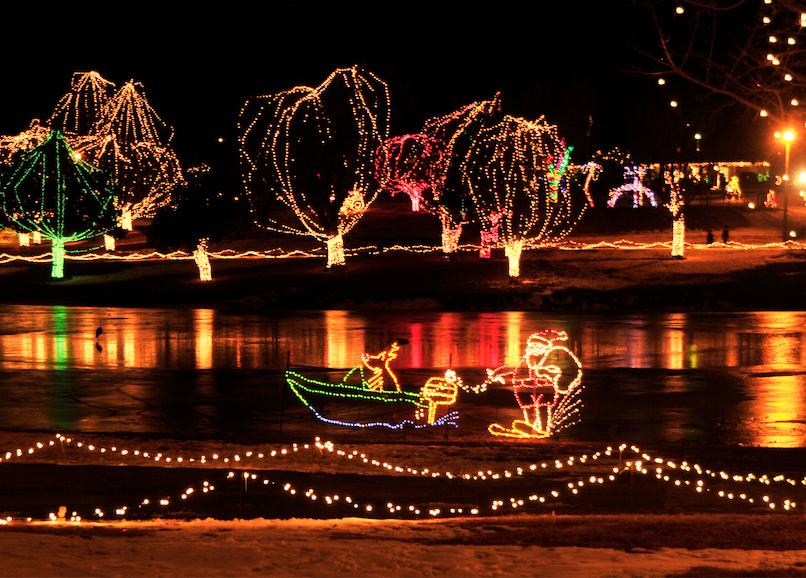 Chickasha Festival of Light - Chickasaw Country