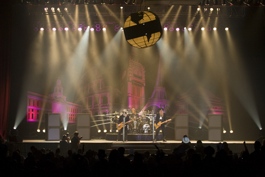 Winstar Global Event Center Chickasaw Country