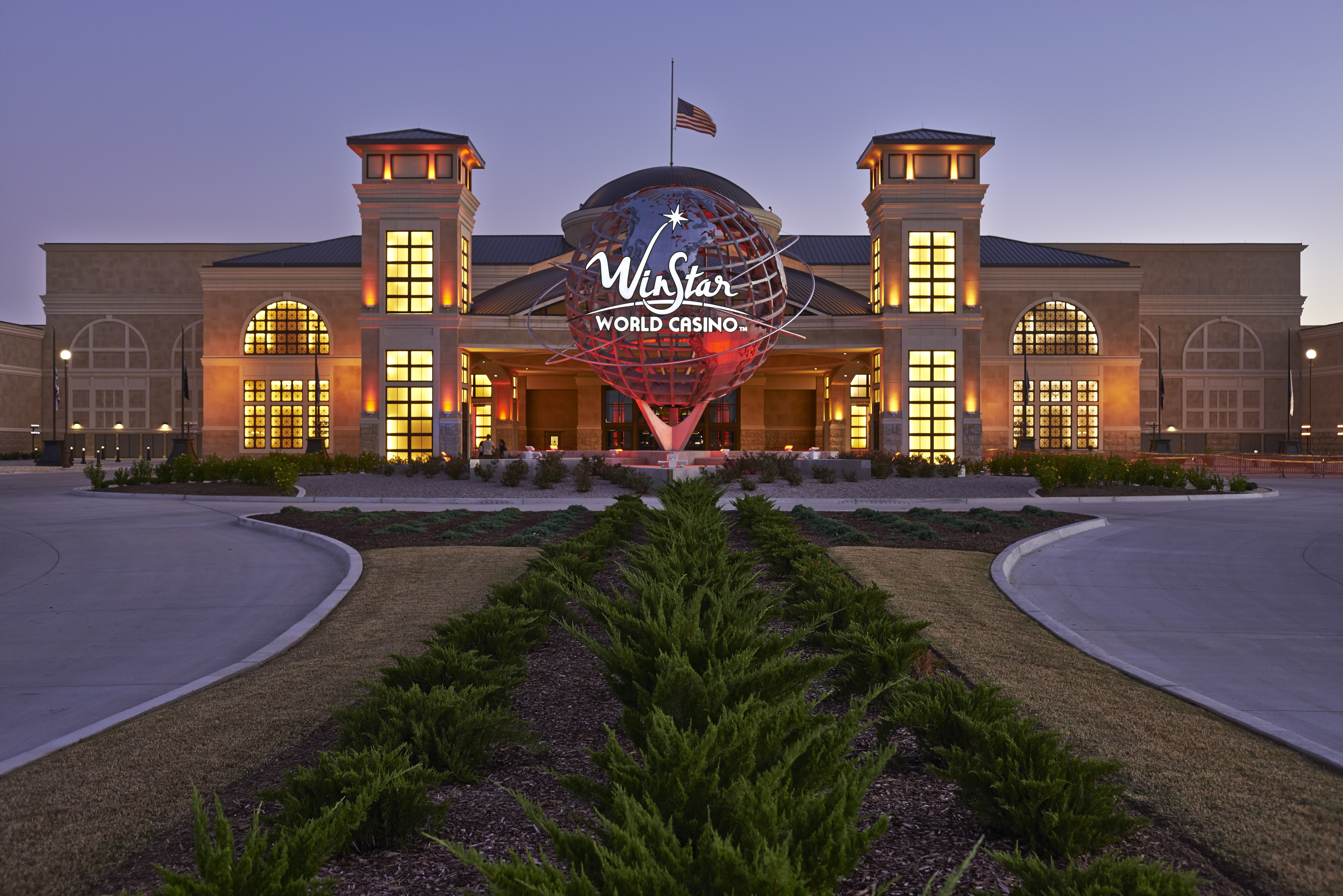 Winstar World Casino And Resort Chickasaw Country