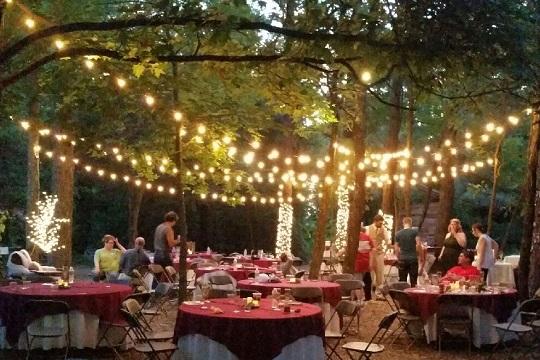 Majestic Pines Wedding Venue
