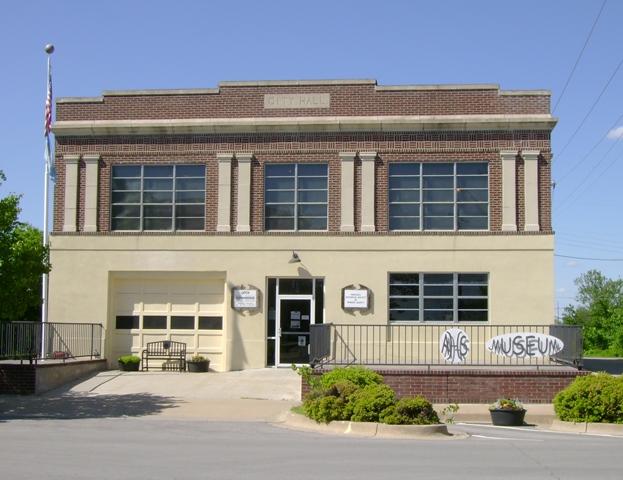 Arbuckle Historical Society Museum Sulphur Branch