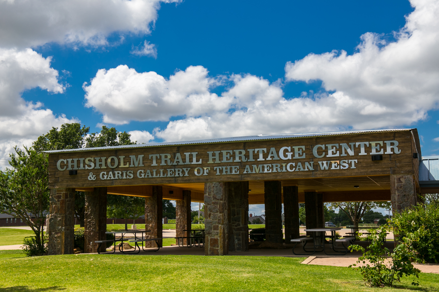 Chisholm Trail Heritage Center Chickasaw Country