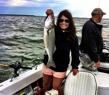 Texoma 39 t 39 striper guide service chickasaw country for Striper fishing texoma