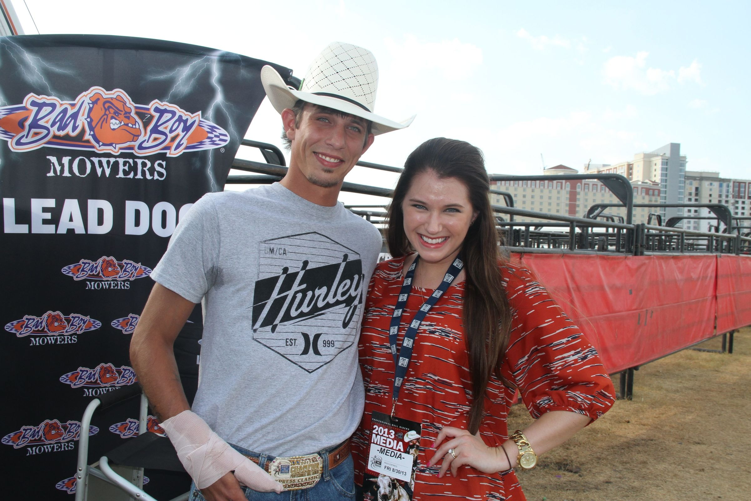 Pbr Thackerville Chickasaw Country