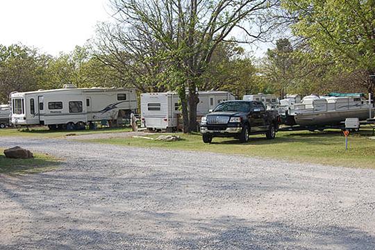 Shady Oaks Rv Park Chickasaw Country