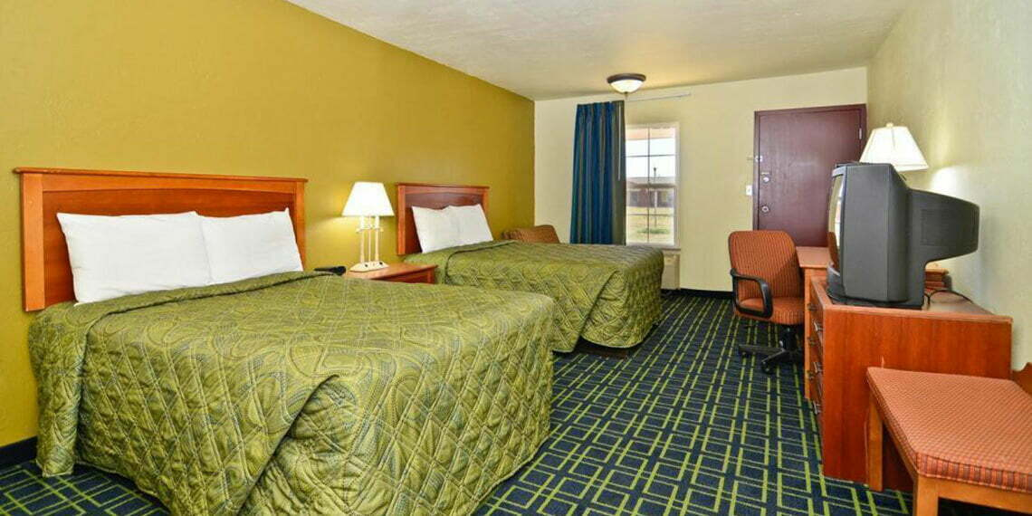 America's Best Value Inn Room in Pauls Valley