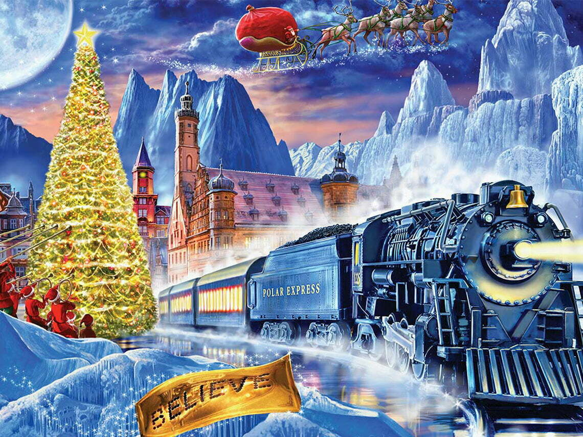 Image result for polar express