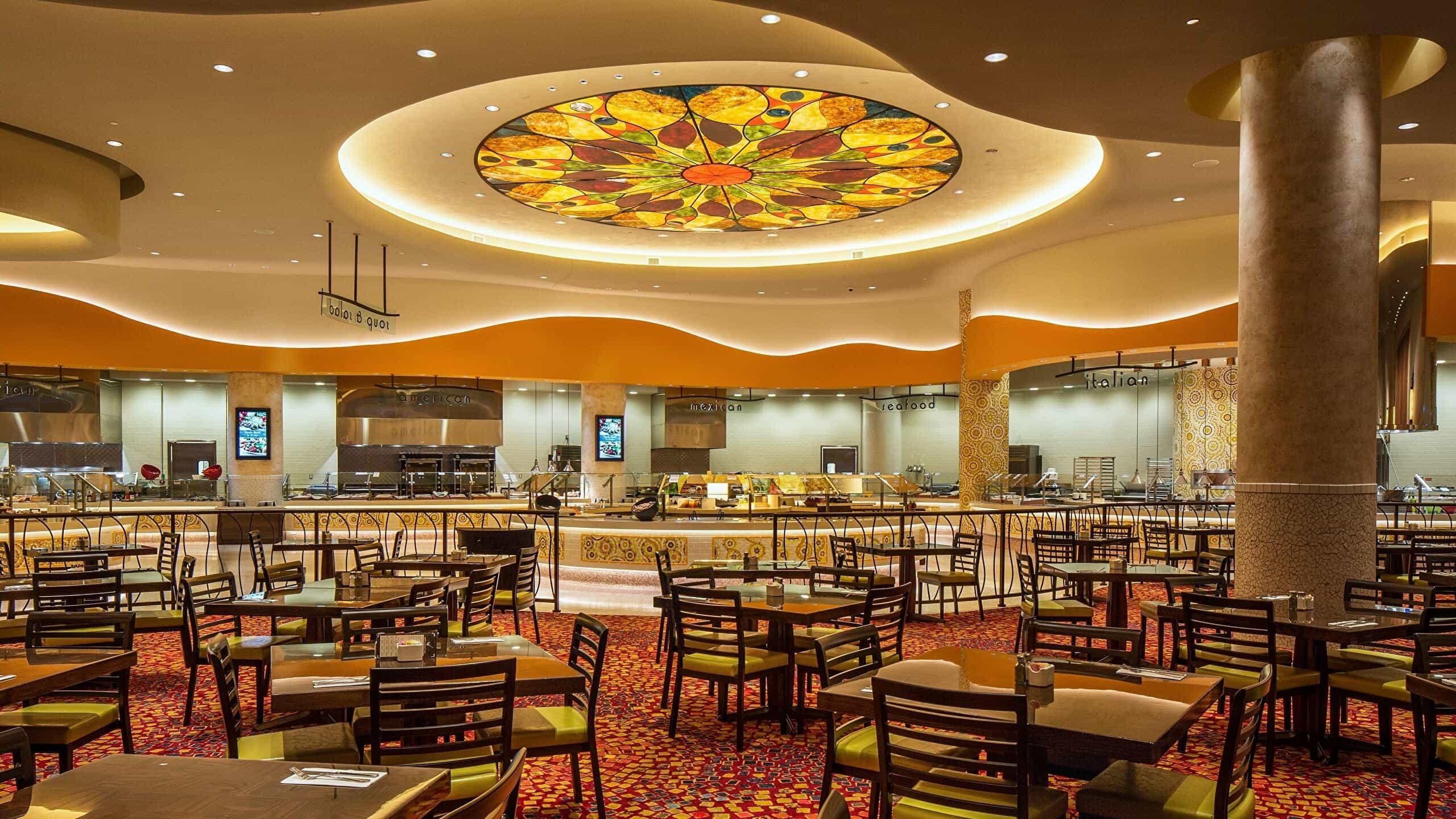 Winstar casino hotels nearby