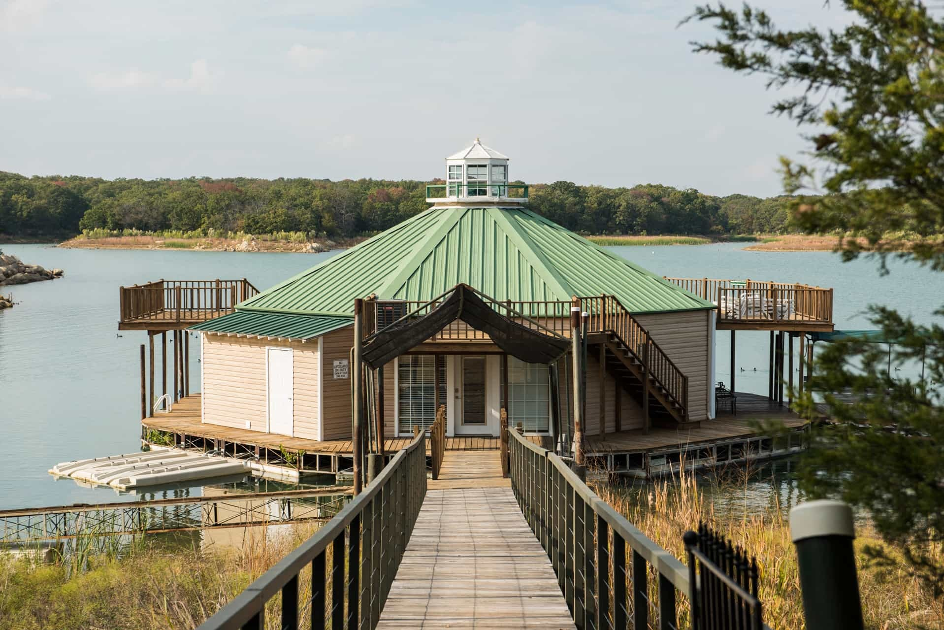 Lake Murray Floating Cabins Reviews >> Lake Murray Floating Cabins Chickasaw Country