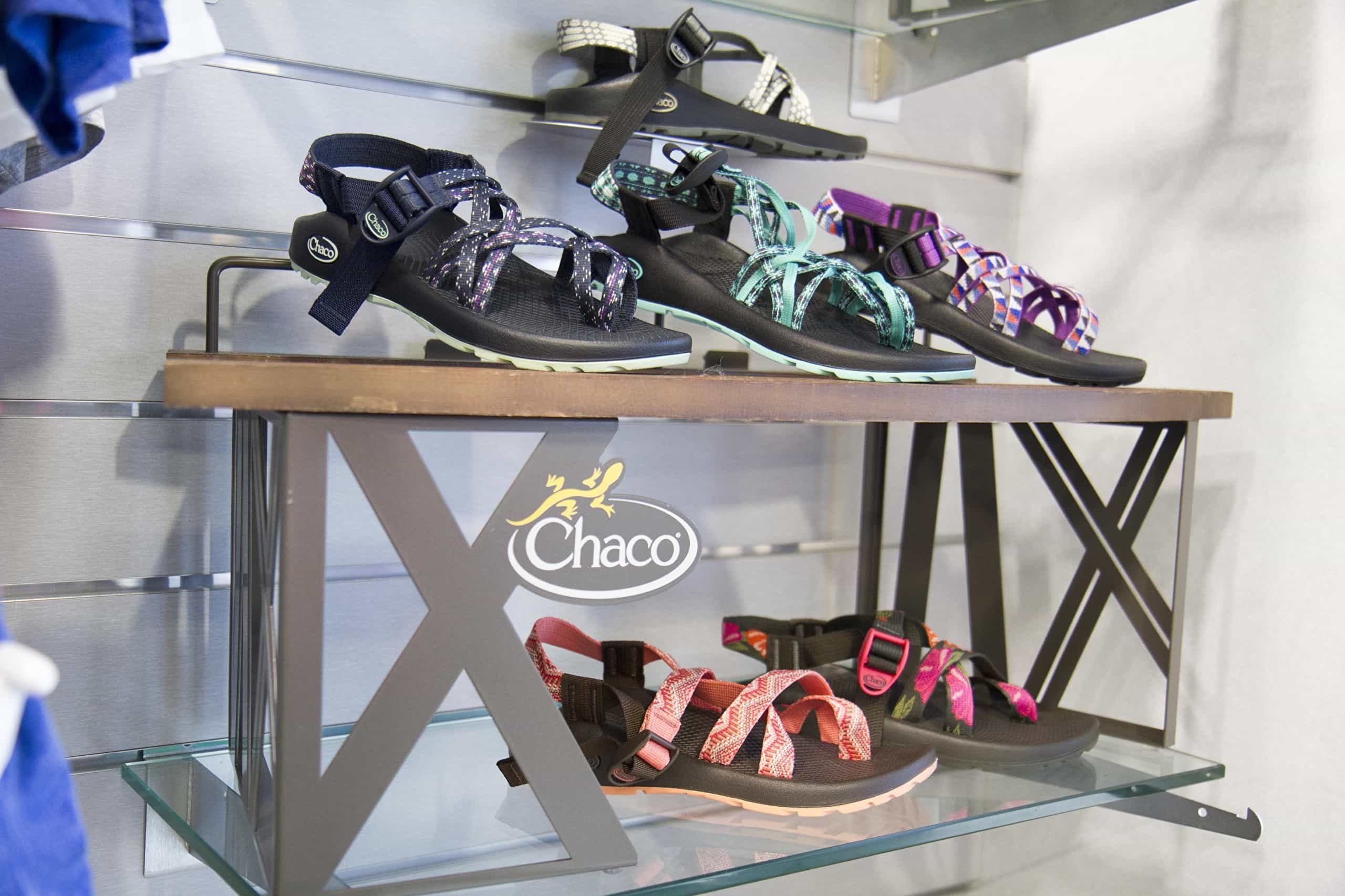 Chacos at Shoenique in Sulphur, Oklahoma