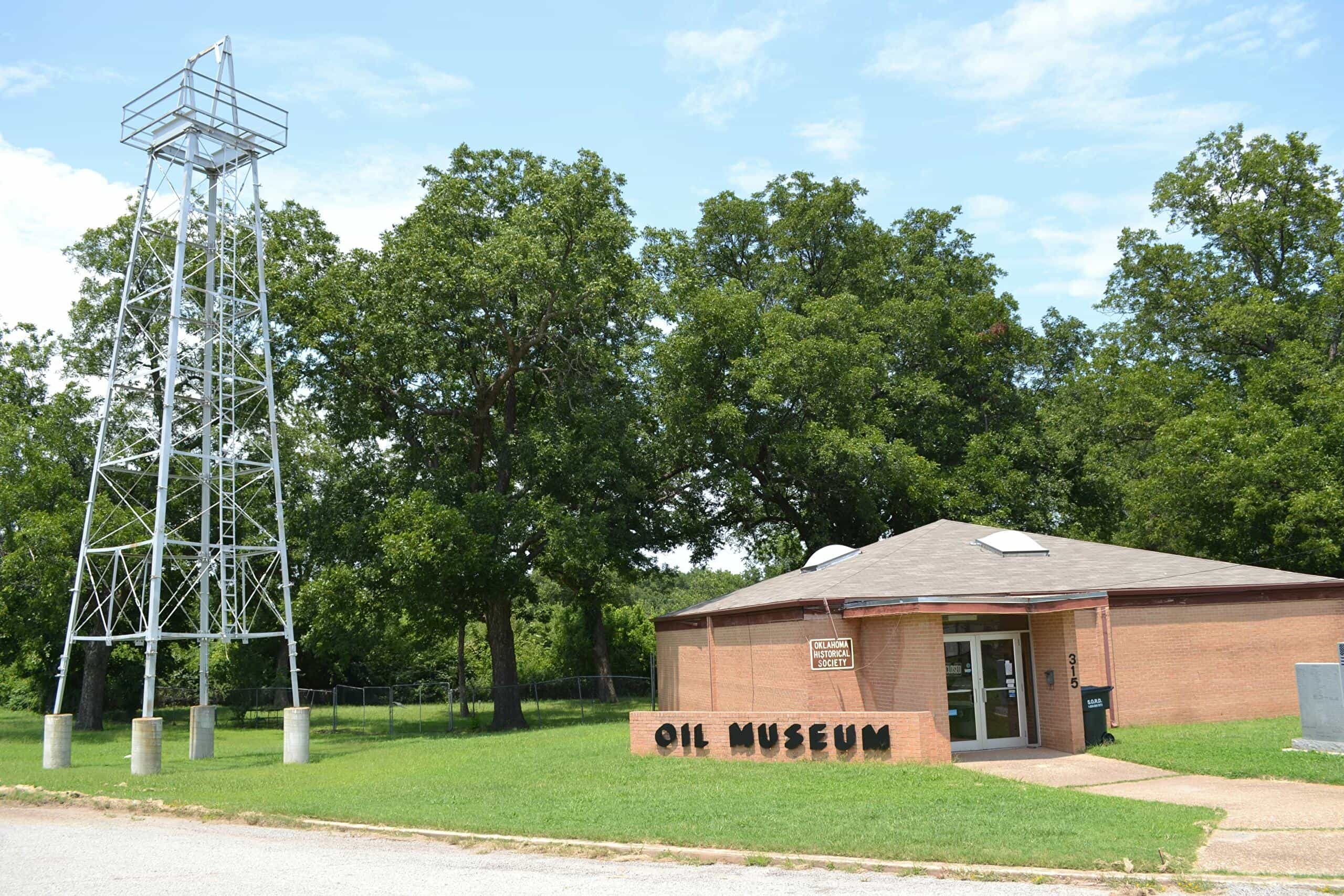Healdton Oil Museum - Chickasaw Country