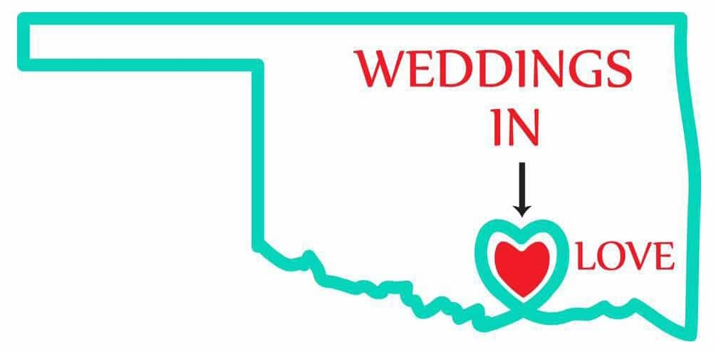 Weddings in Love in Thackerville, Oklahoma