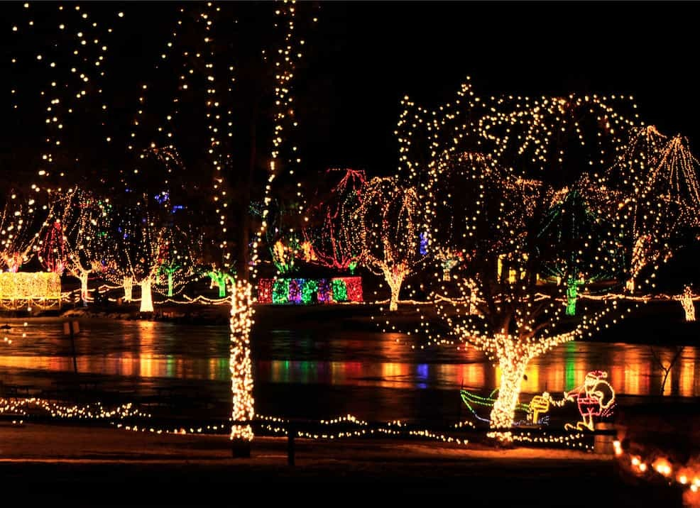 Chickasha Festival of Light - Chickasaw Country