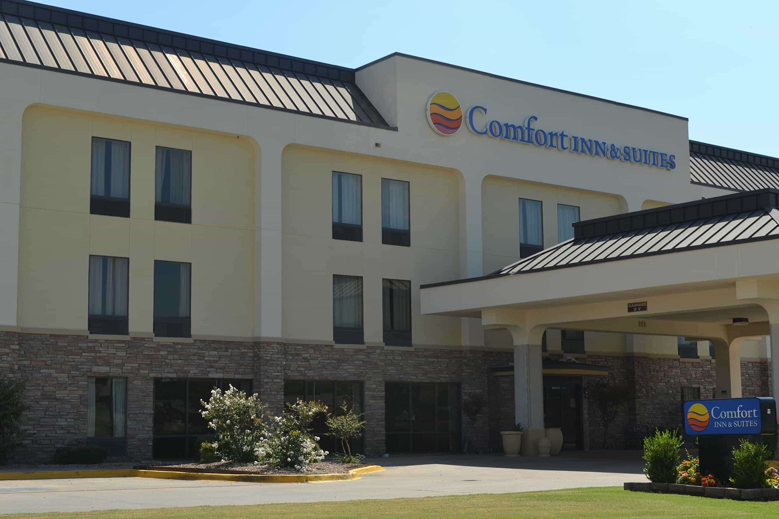 fort Inn and Suites Ardmore Chickasaw Country
