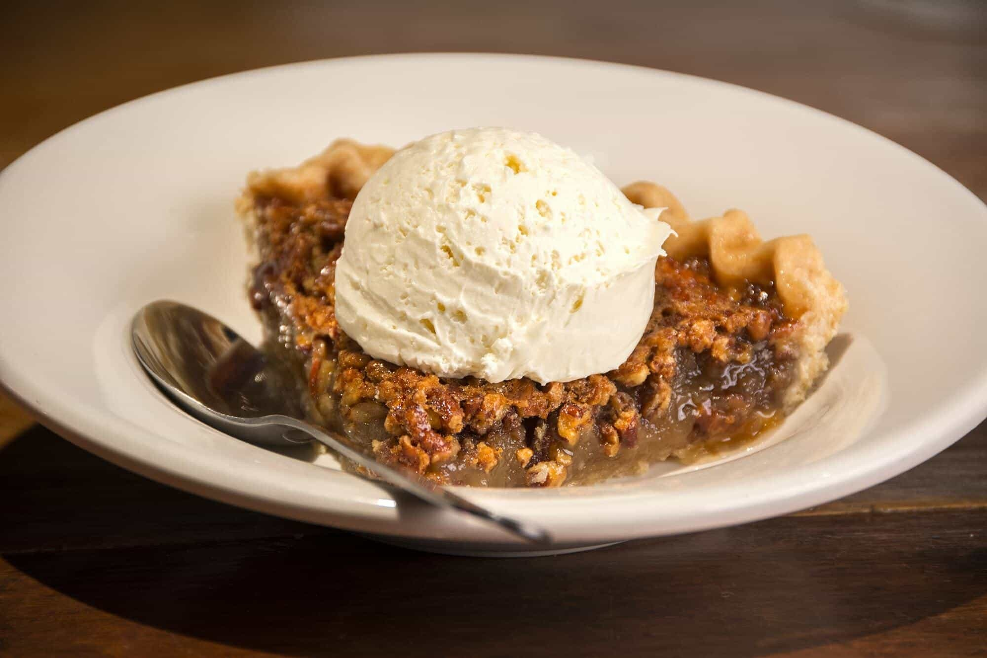 pecan pie at Toby Keith's I love this Bar and Grill