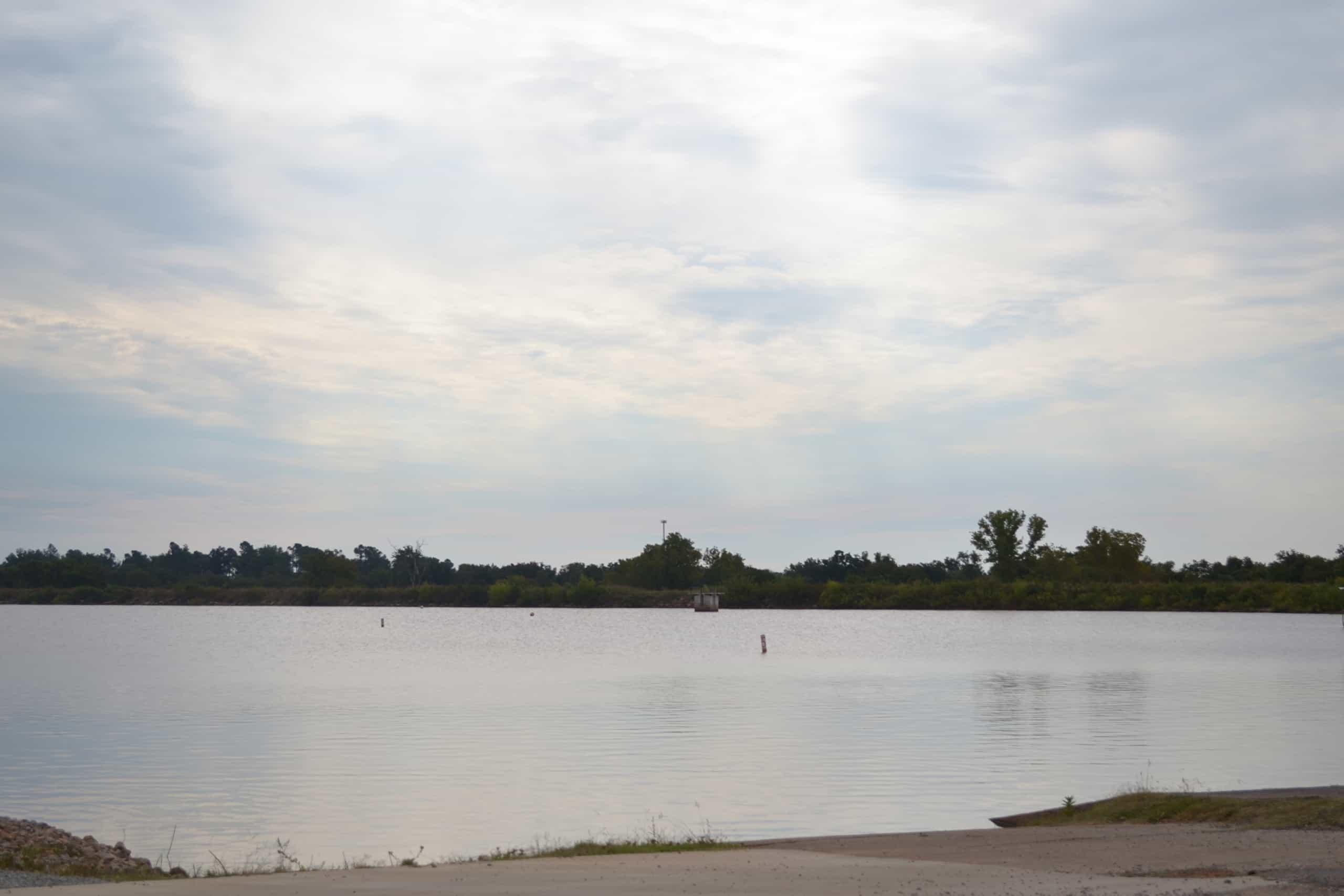 Pauls Valley City Lake Chickasaw Country