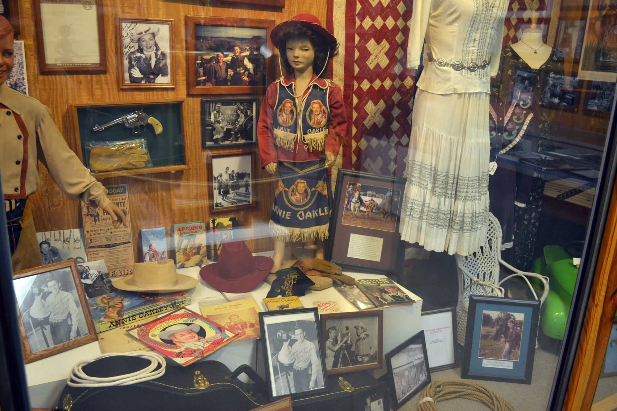 Gene Autry Museum Chickasaw Country