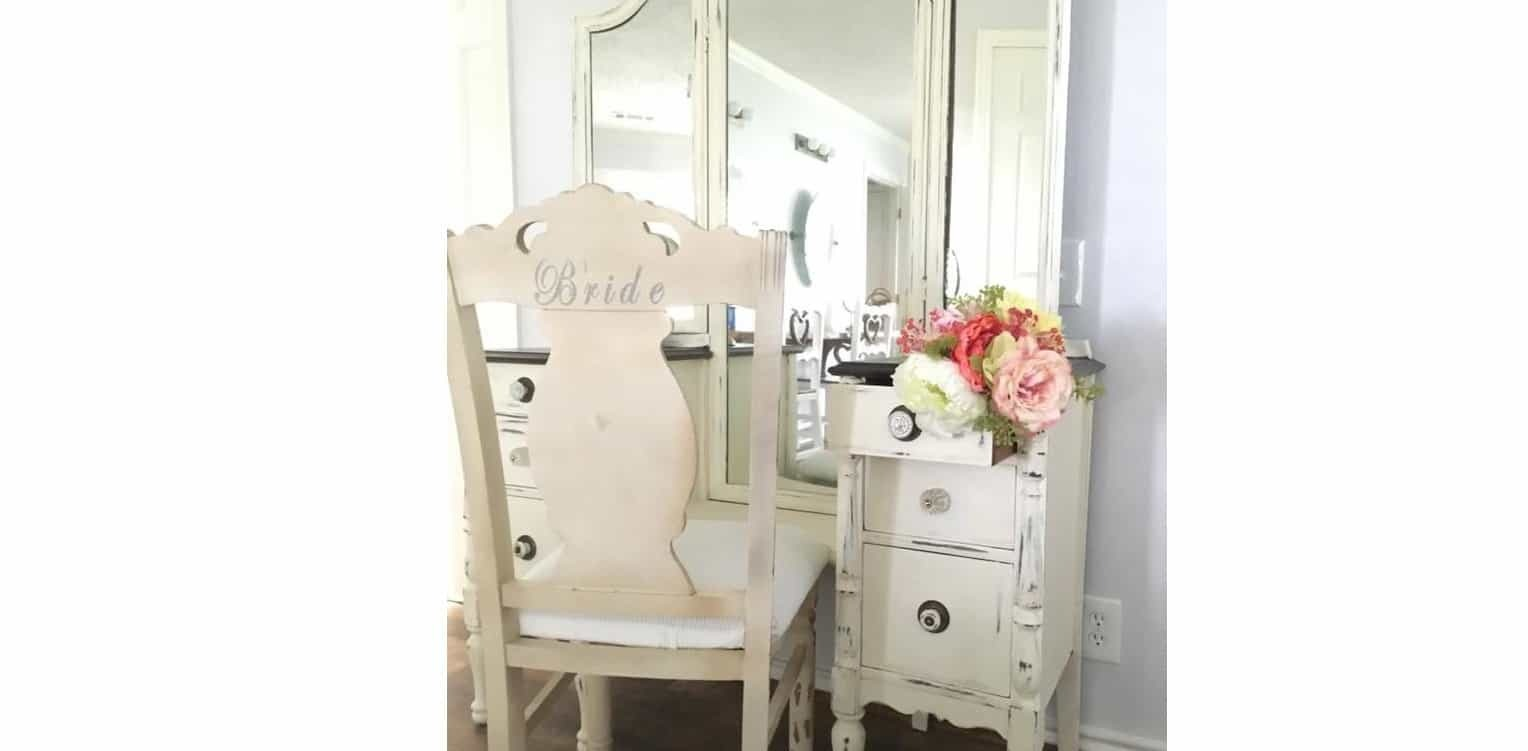bridal suite at weddings in love in thackerville oklahoma