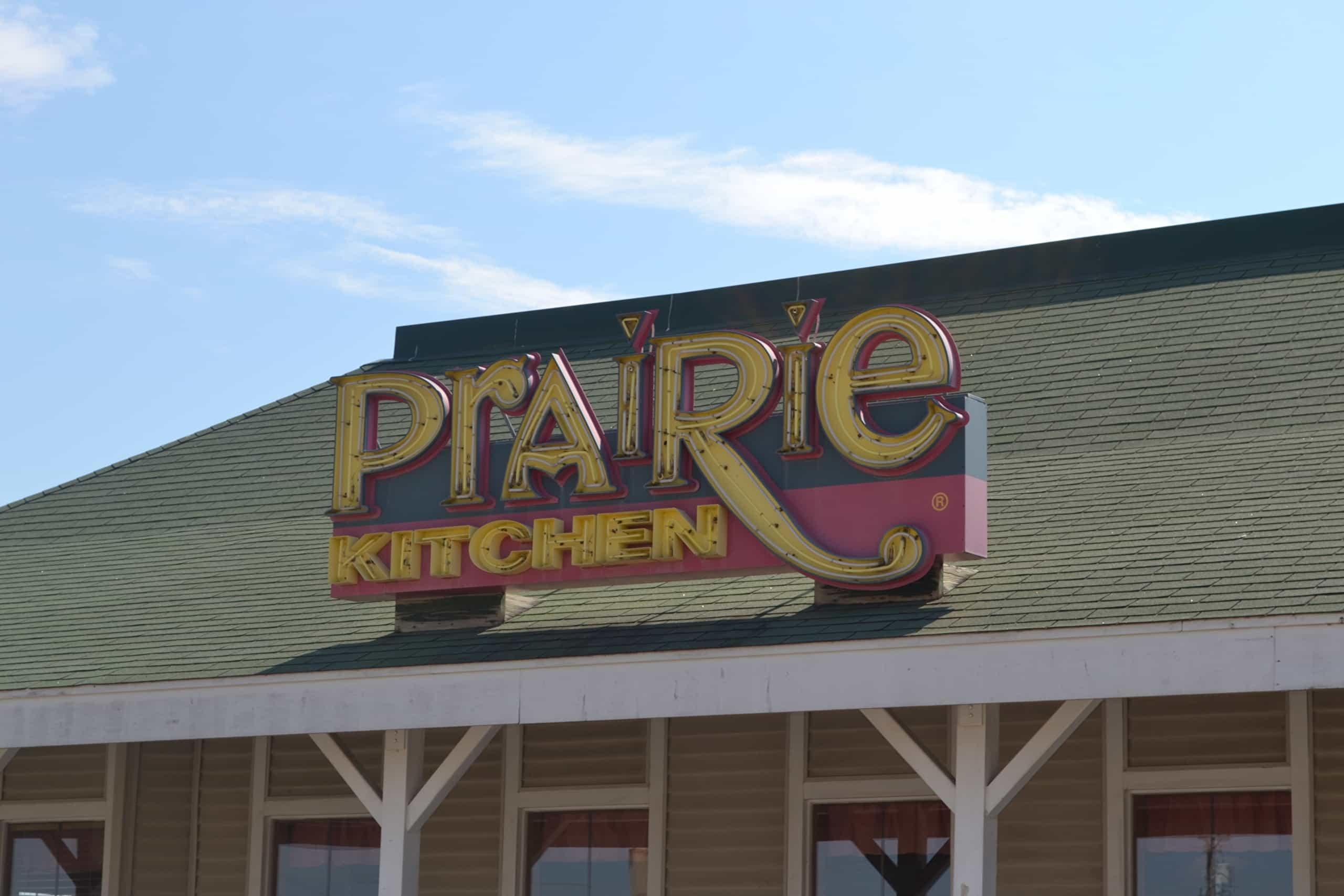 Prairie Kitchen Menu Ardmore Ok