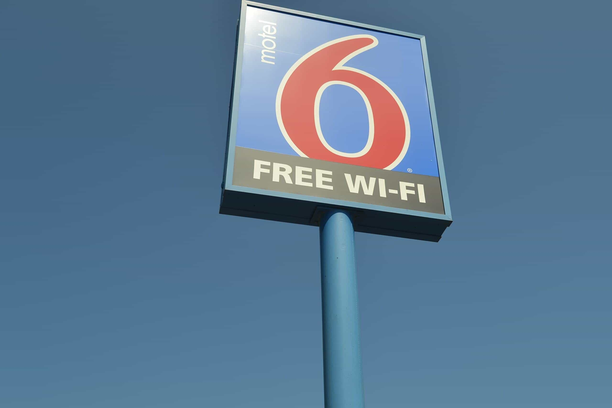 Motel 6 in Ardmore, Oklahoma