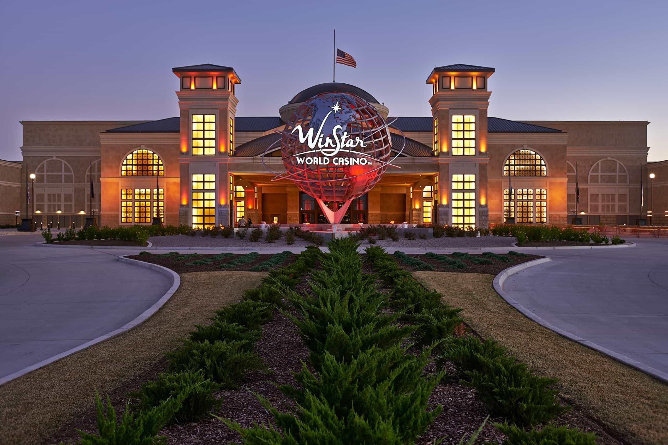 777 Casino Oklahoma