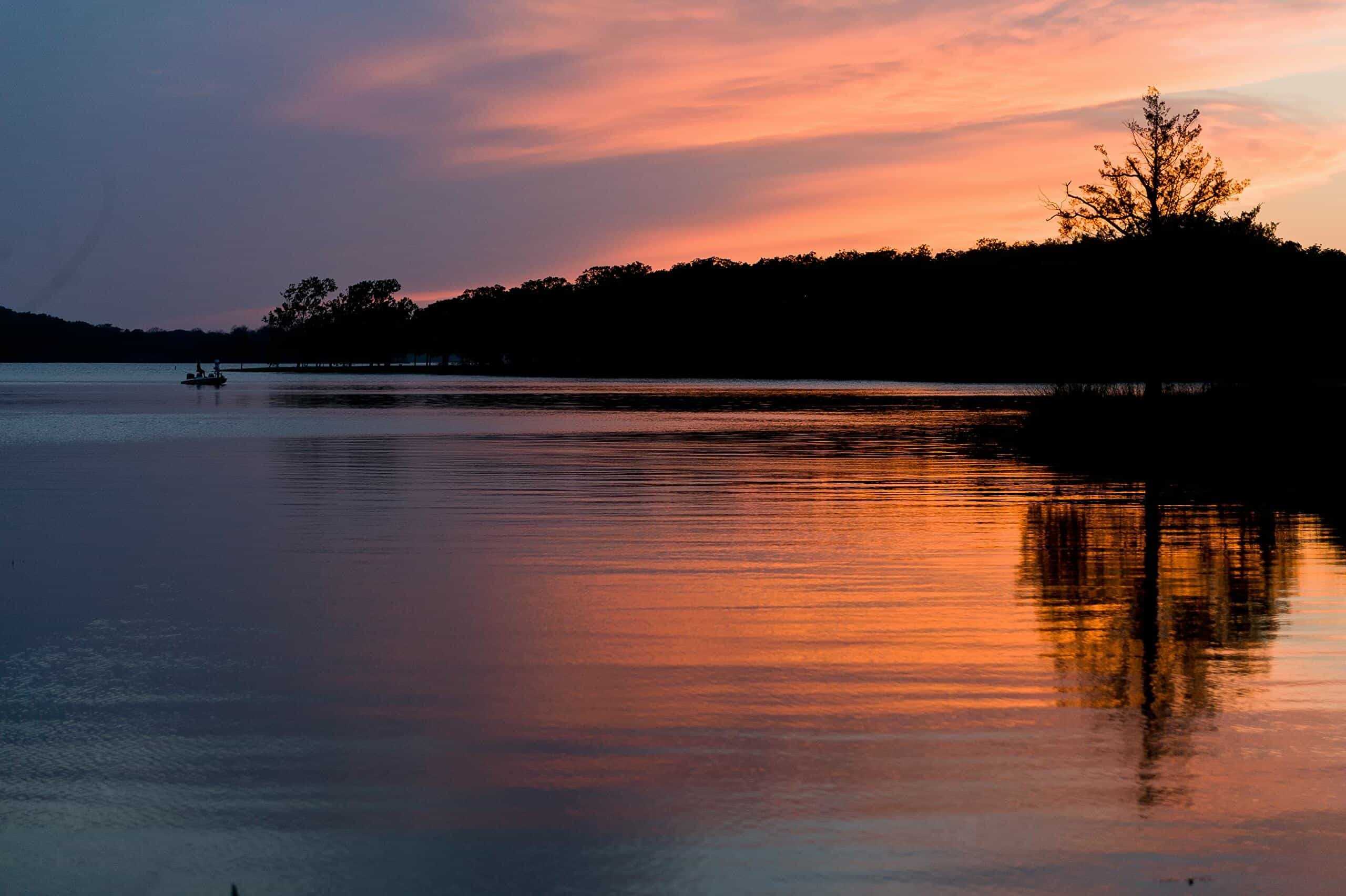 Lake Of The Arbuckles Chickasaw Country