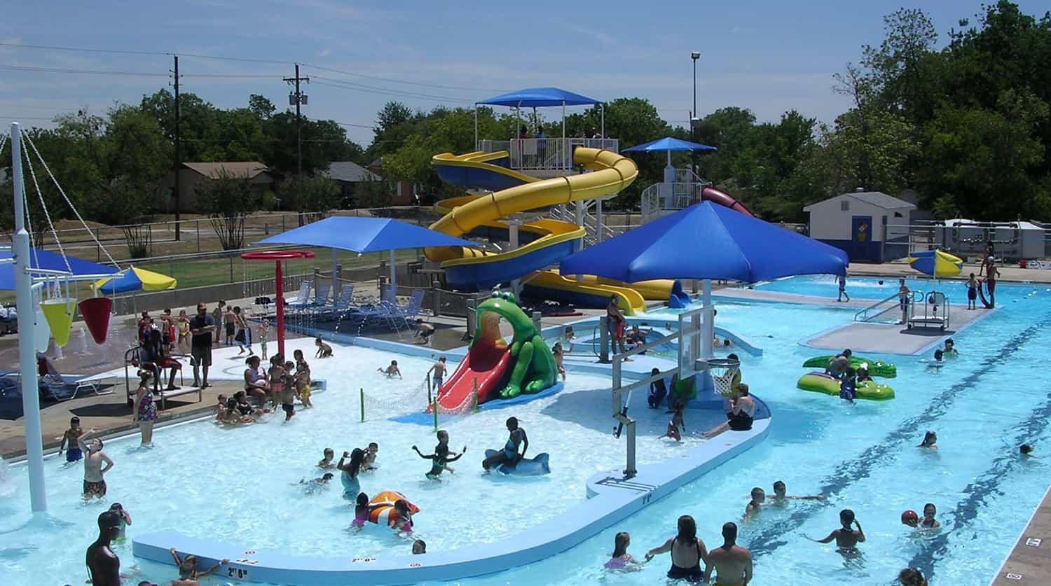 Wintersmith park chickasaw country for Smith park swimming pool schedule