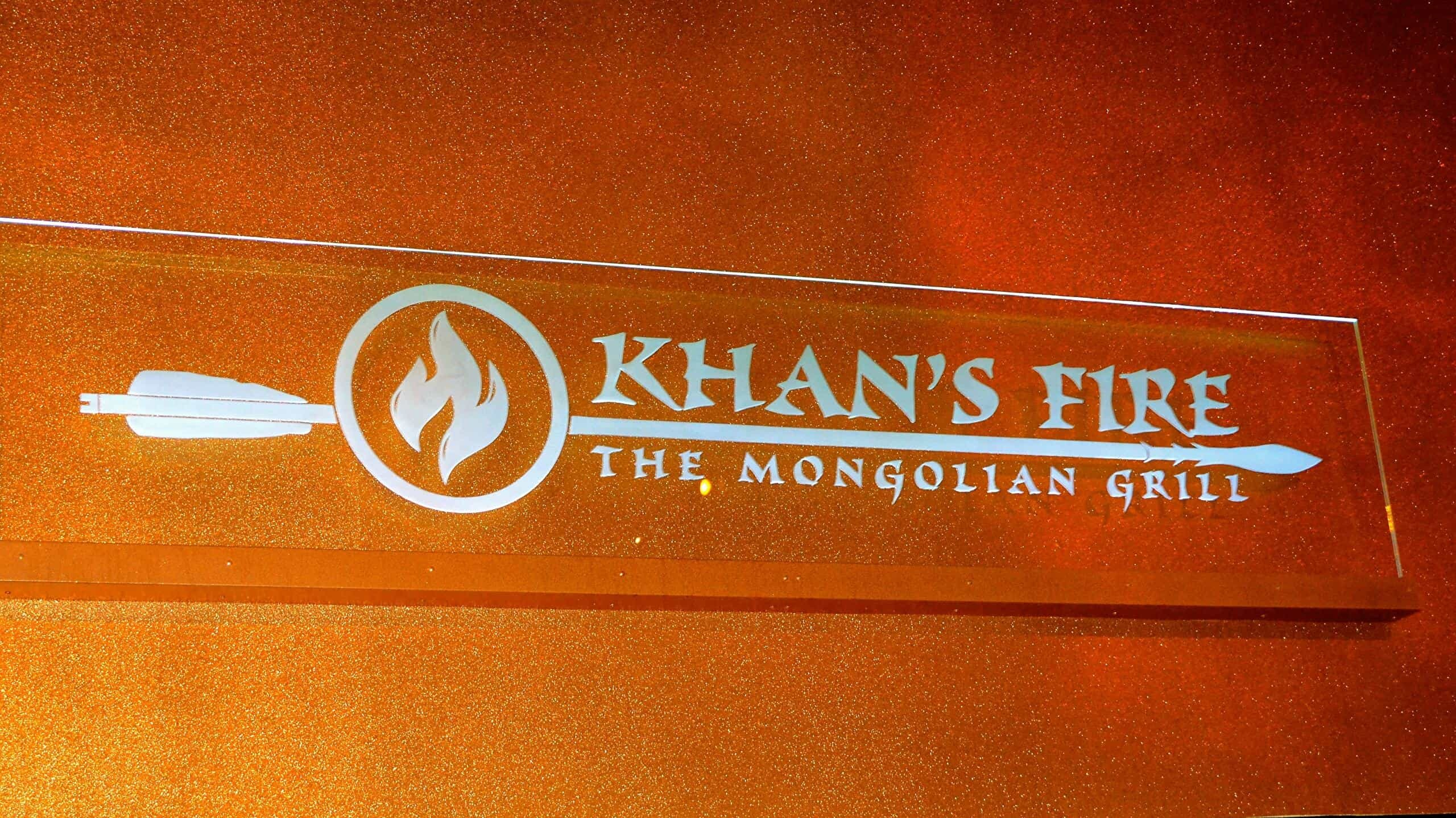 Khan's Fire at Winstar World Casino and Resort in Thackerville, Oklahoma