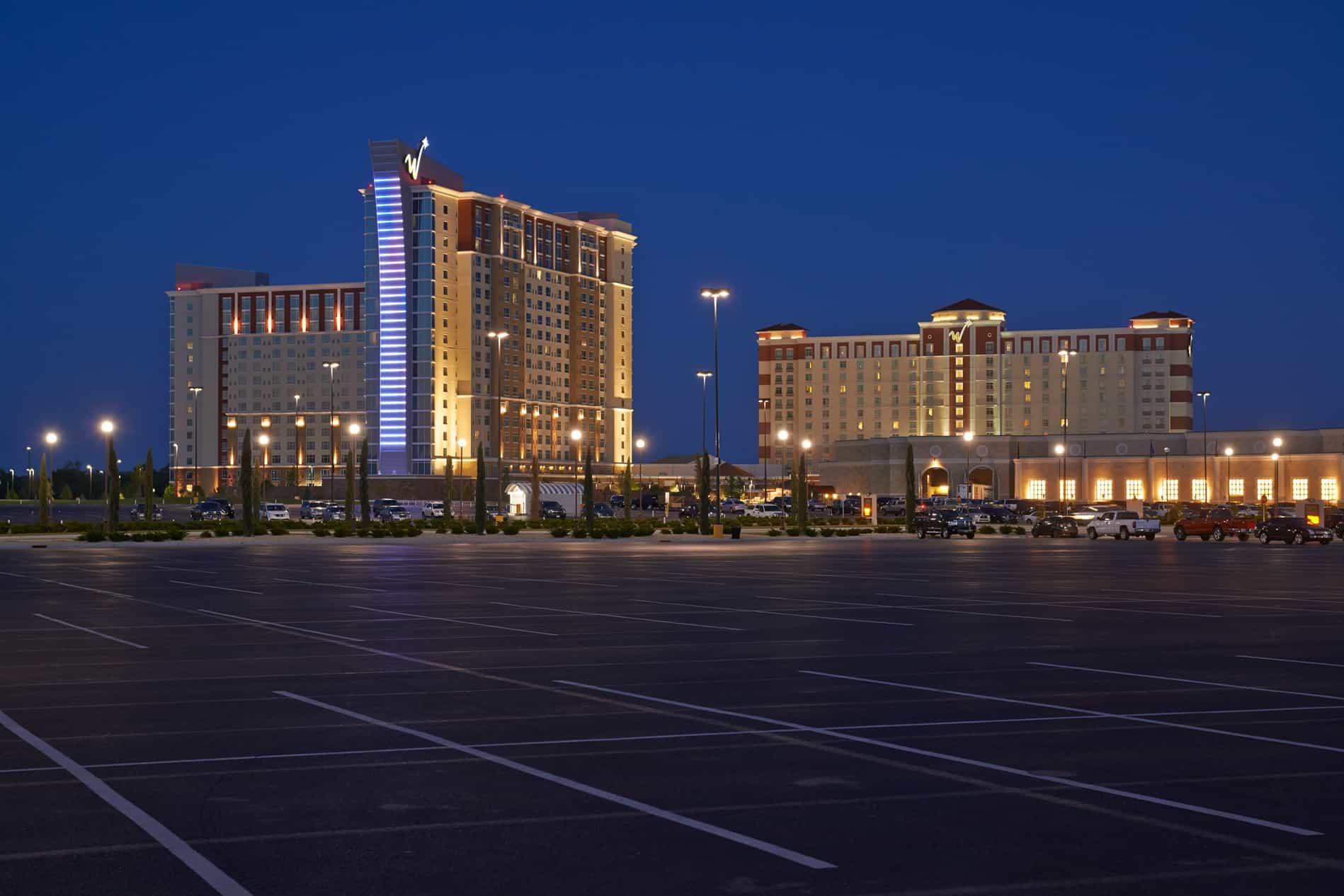 Winstar World Casino Dallas Tx