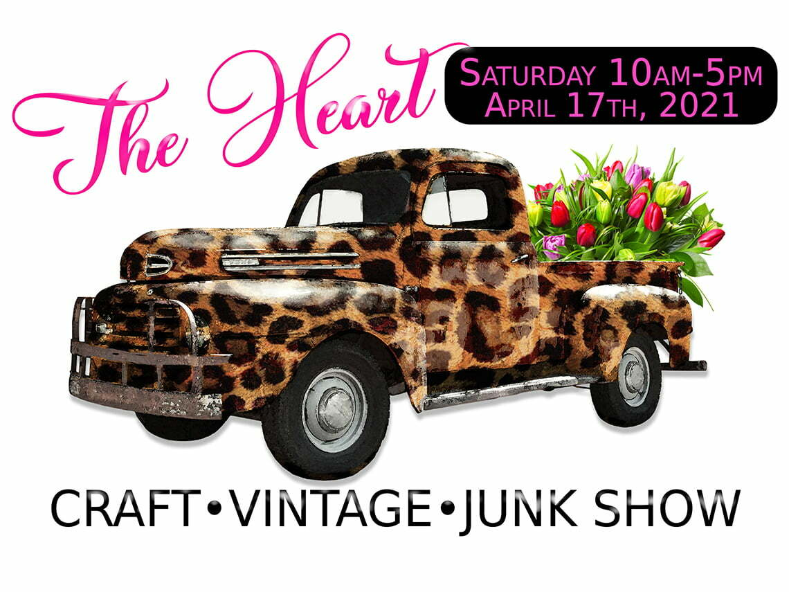 heart of spring craft show in purcell oklahoma