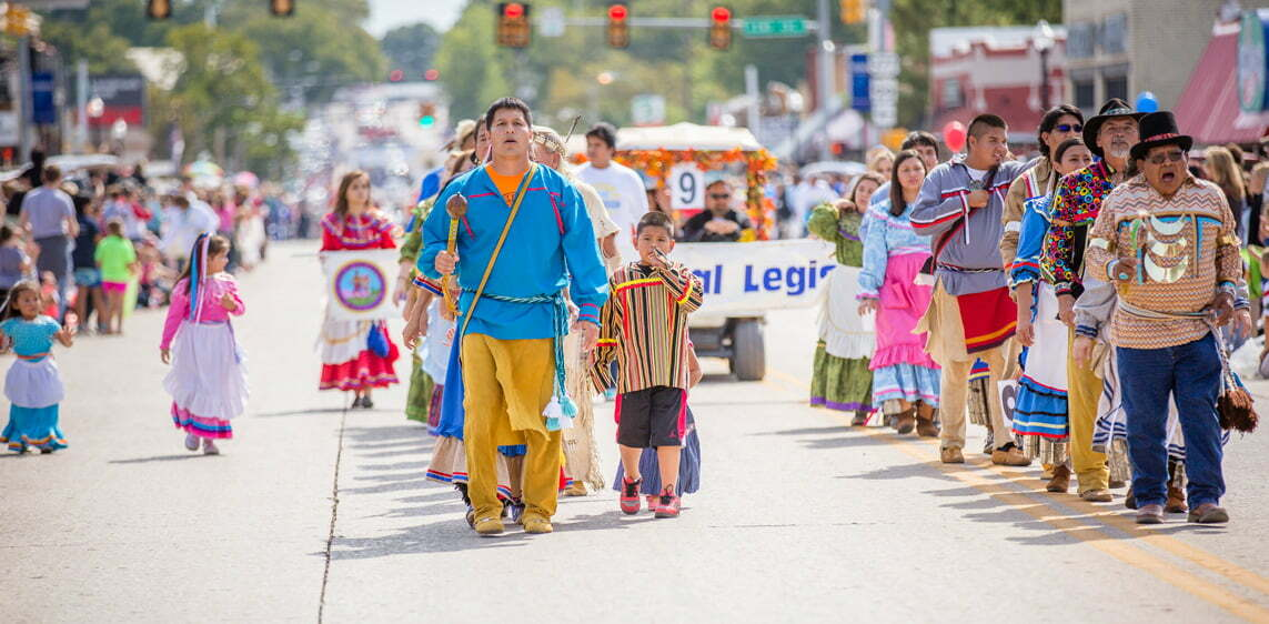 Chickasaw Nation Annual Meeting & Festival - Chickasaw Country